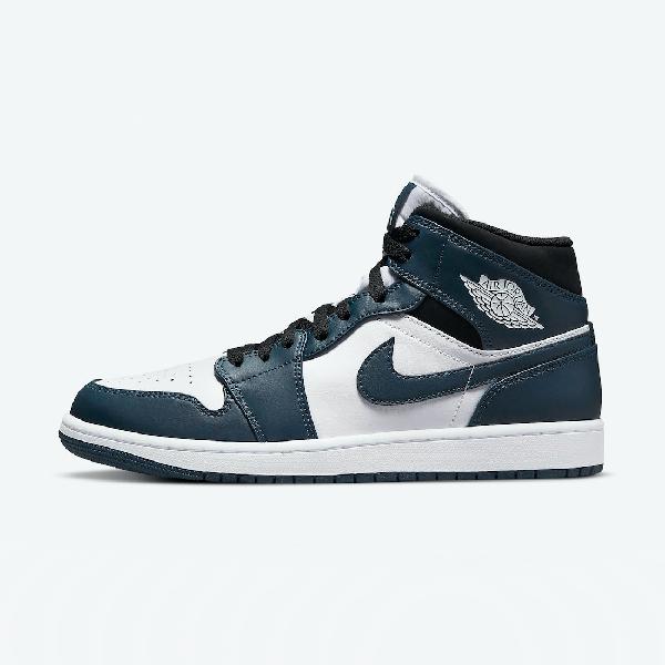 Nike Air Jordan 1 MID Dark Teal