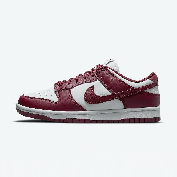 Nike Dunk Low Bordeaux WMNS