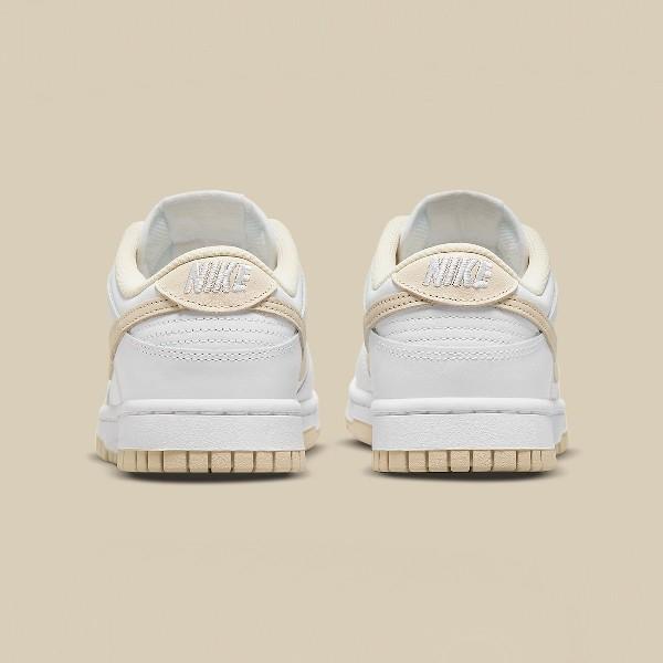 Nike Dunk Low White Pearl WMNS