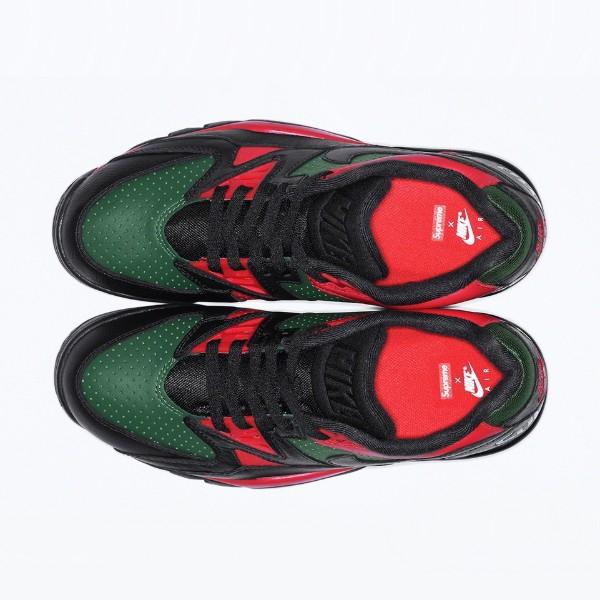 Supreme x Nike Air Cross Trainer Low Black